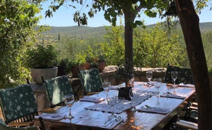 Split to Zadar Private Transfer with Family Farm Restaurant lunch