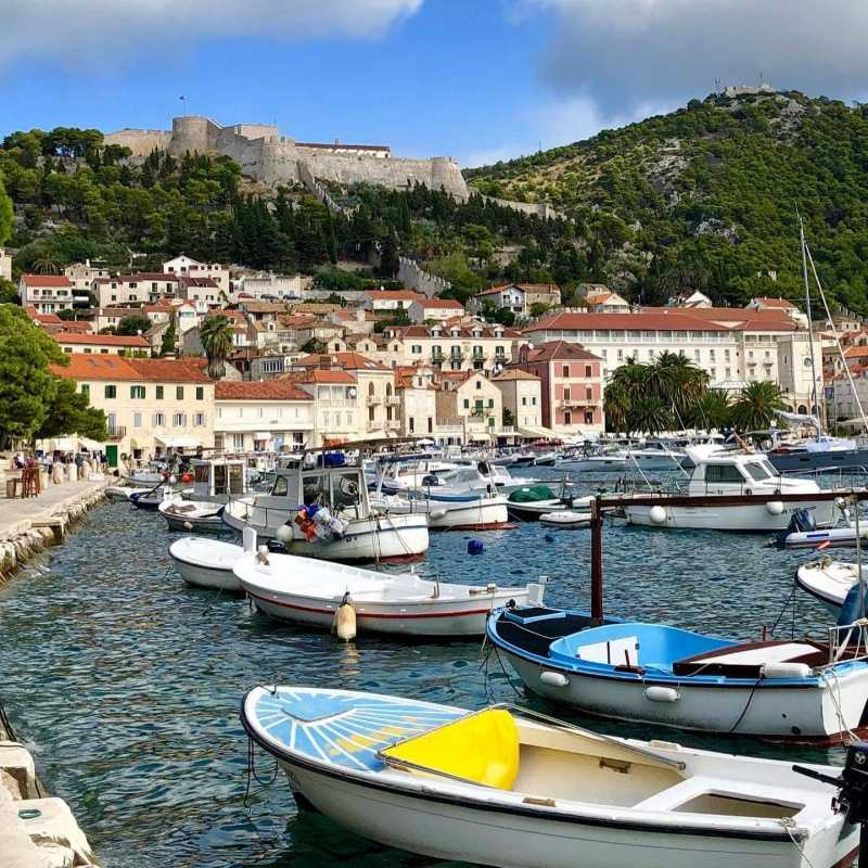ancient greek cities private tour - hvar
