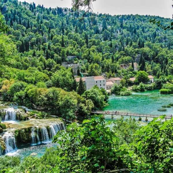 From Zadar to Split via Krka National park   Croatia Private Tours