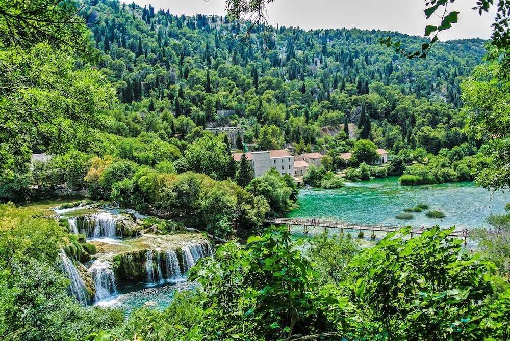 From Zadar to Split via Krka National park | Croatia Private Tours