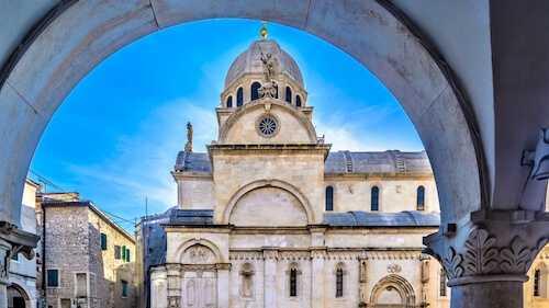 Šibenik private tour from Split, full-day guided tour experience
