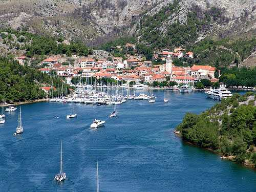 Krka National Park Tour and visit to Skradin town