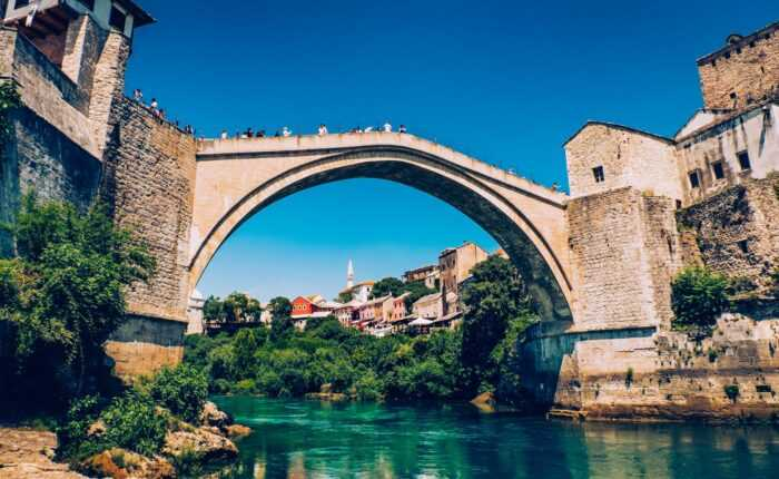 Split Mostar Dubrovnik Transfer, Visiting Mostar on route