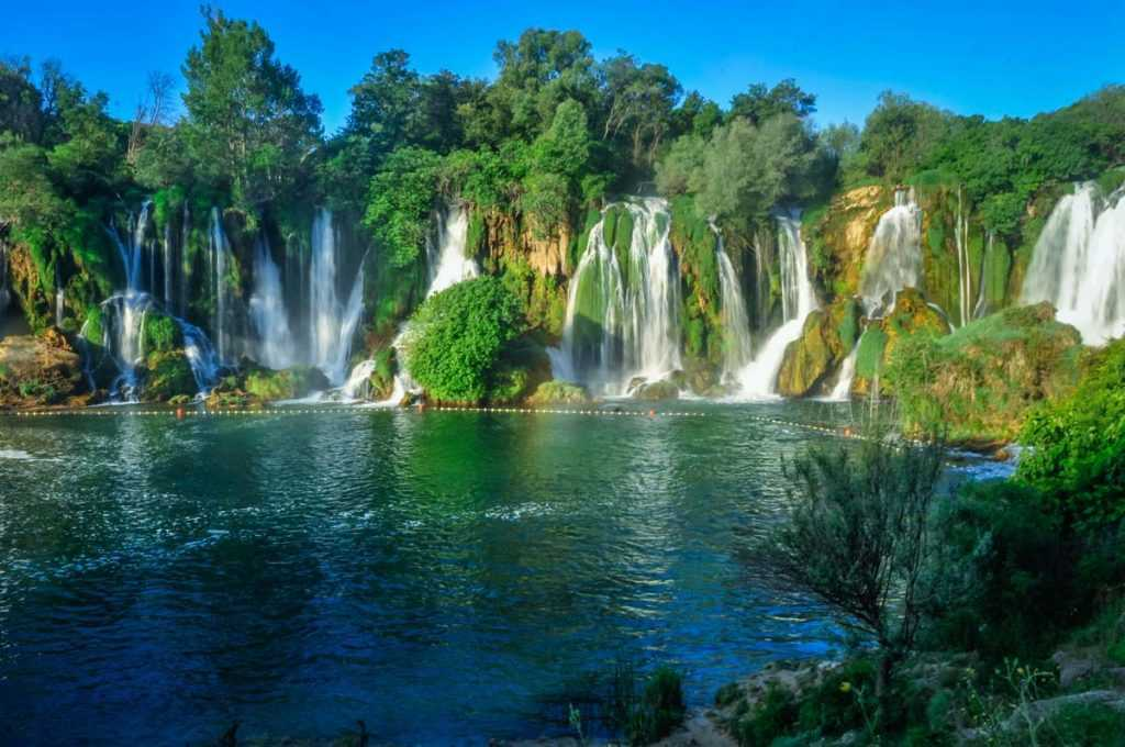Mostar private tour & kravice waterfalls from Split