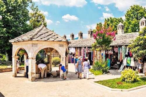 Split to Mostar Private Tour & Kravice Waterfalls ꟾ Croatia Private Tours