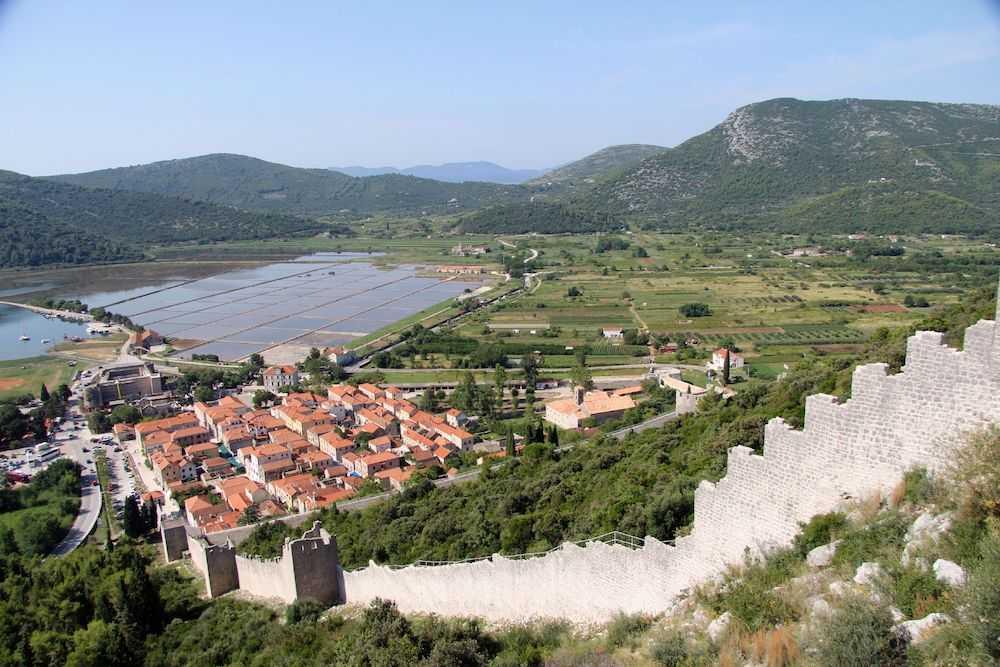 Transfer from Split to Dubrovnik via Ston Town   Croatia Private Tours