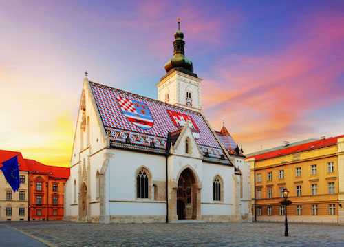 zagreb private tour description