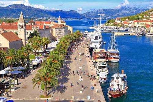split trogir private tour
