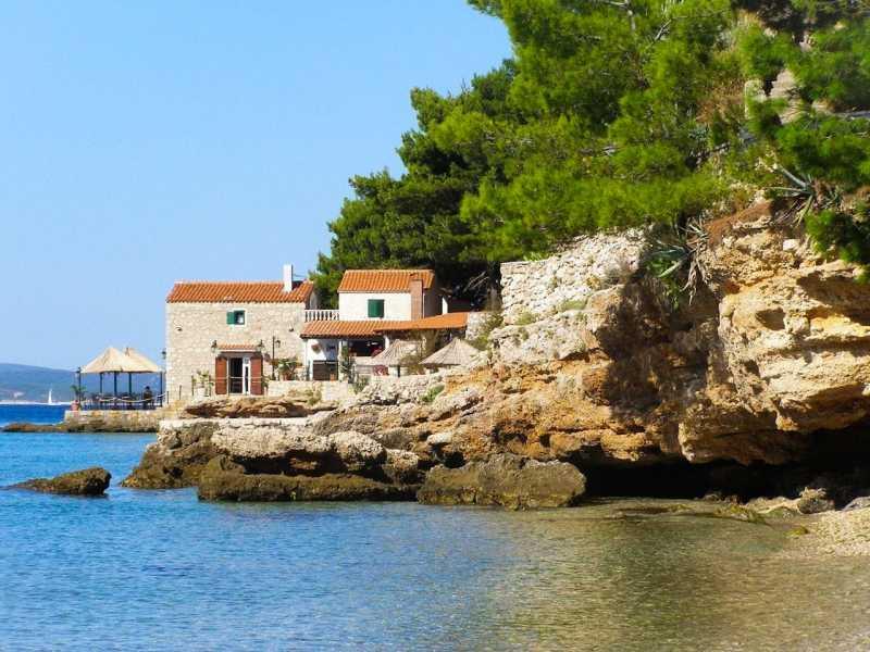 Split to Brač Private Boat Tour & Zlatni Rat Beach | Croatia Private Tours