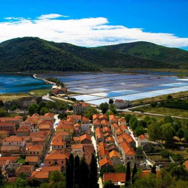 best of croatia and slovenia tour on the way to dubrovnik