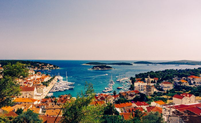 best of croatia and slovenia tour in hvar