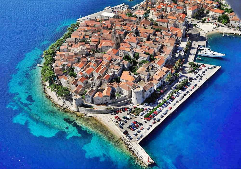 Day Trip from Dubrovnik to Split with Korčula Tour | Croatia Private Tours