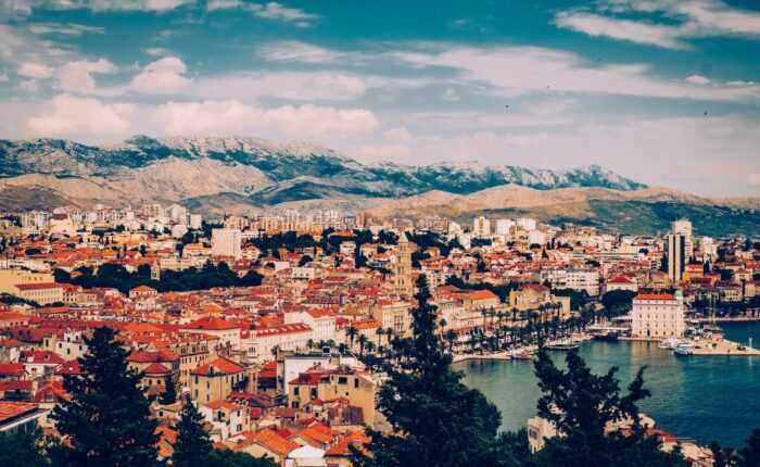 Split Trogir Private Tour with visit to Salona ruins
