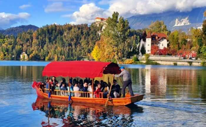 lake bled private tour from zagreb