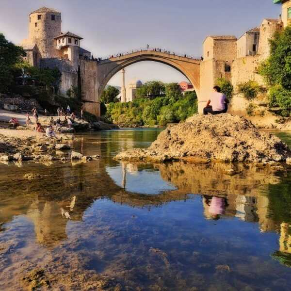 split mostar dubrovnik transfer with a local driver-guide in Croatia
