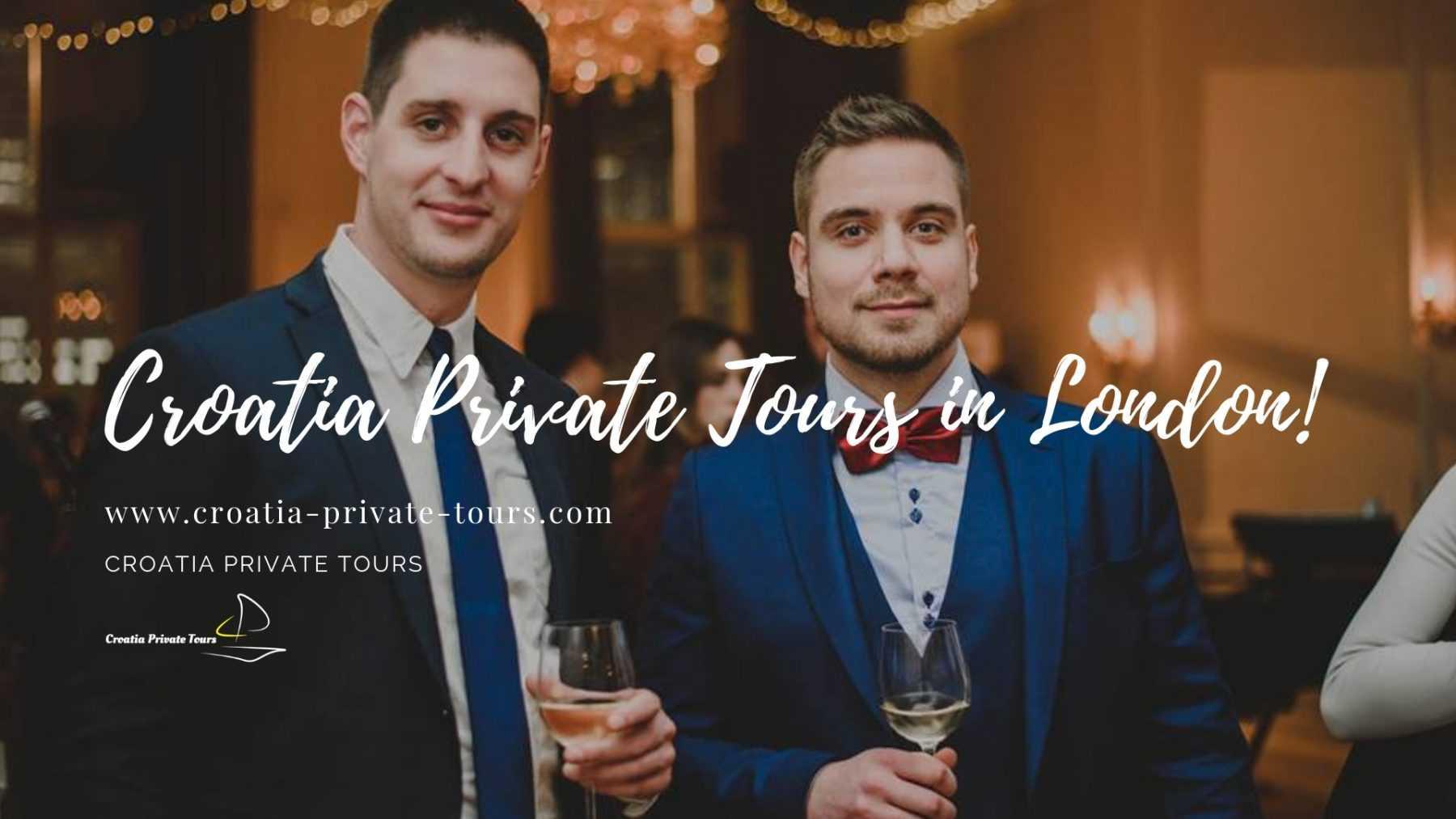 croatia private tours in london