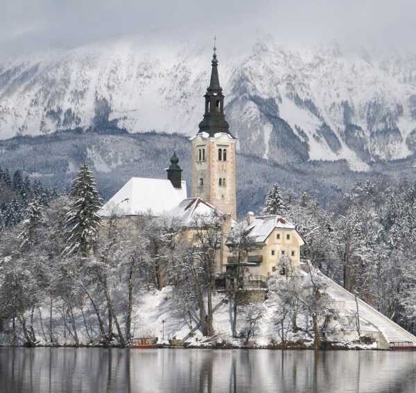 best european Christmas tour - bled