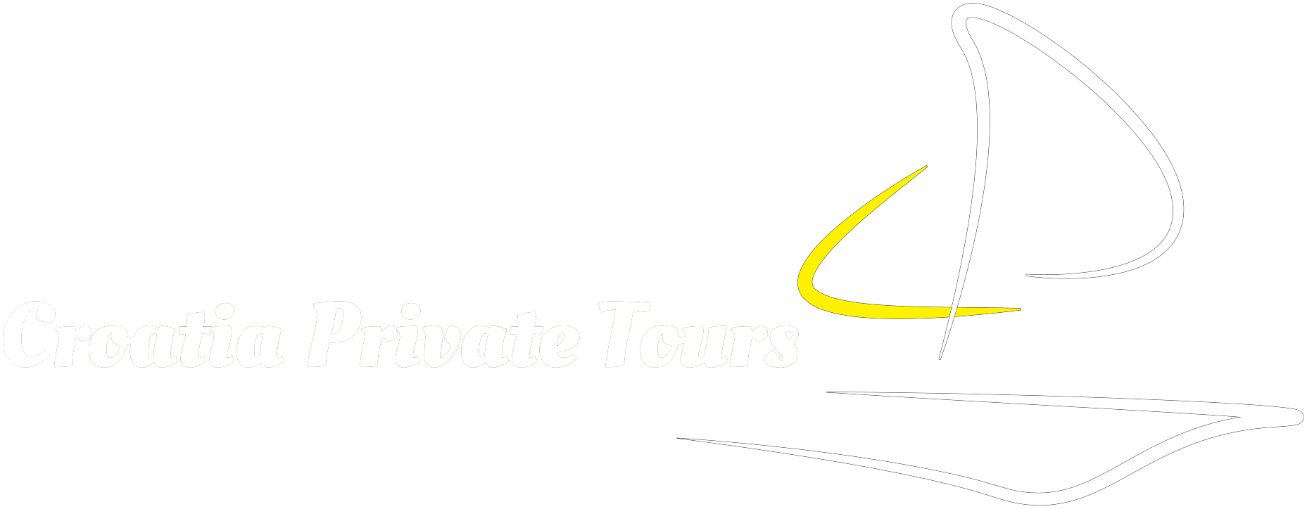 Croatia Private Tours tailor made private transfer in Croatia logo