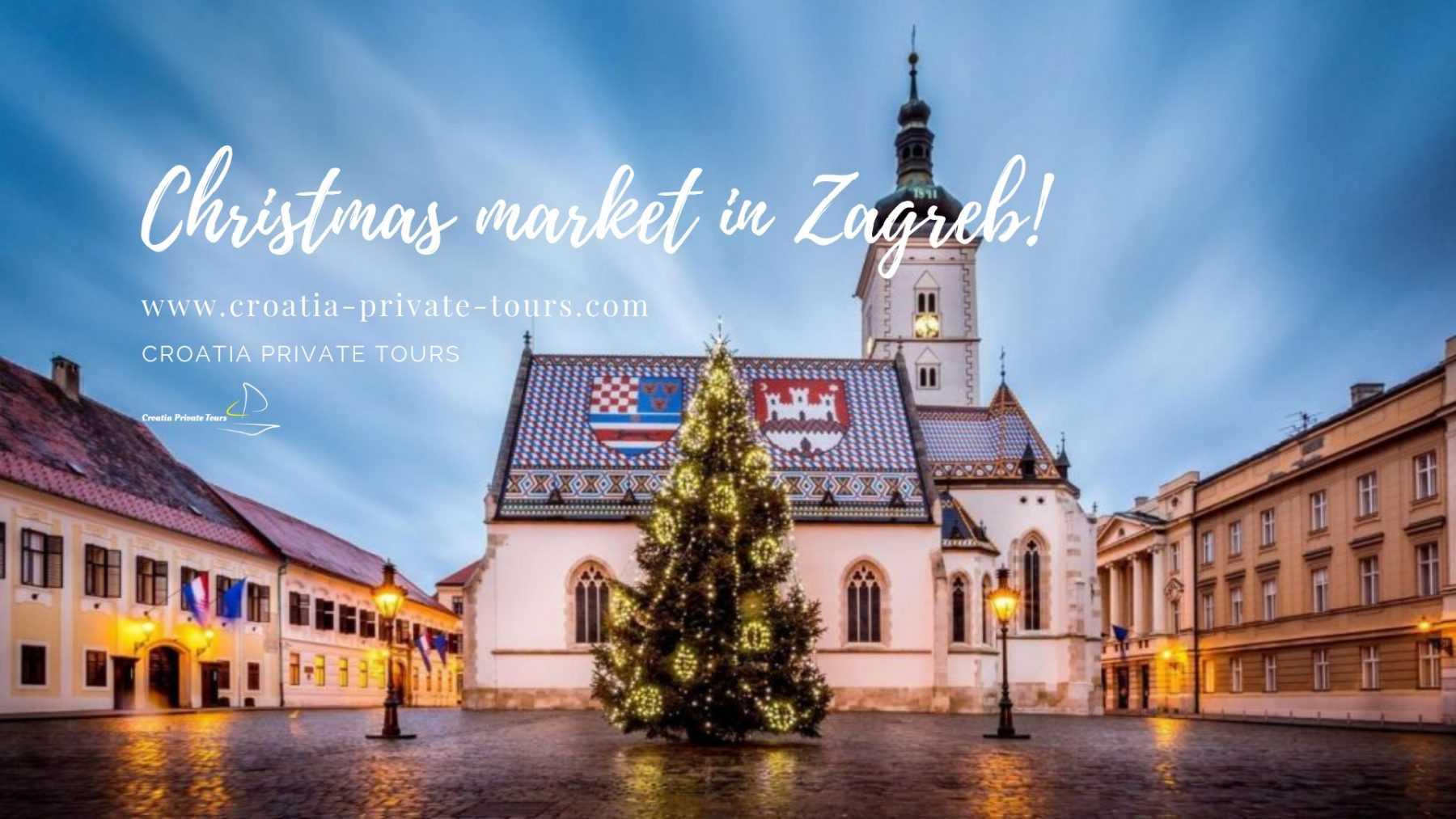 croatia private tours - tour zagreb
