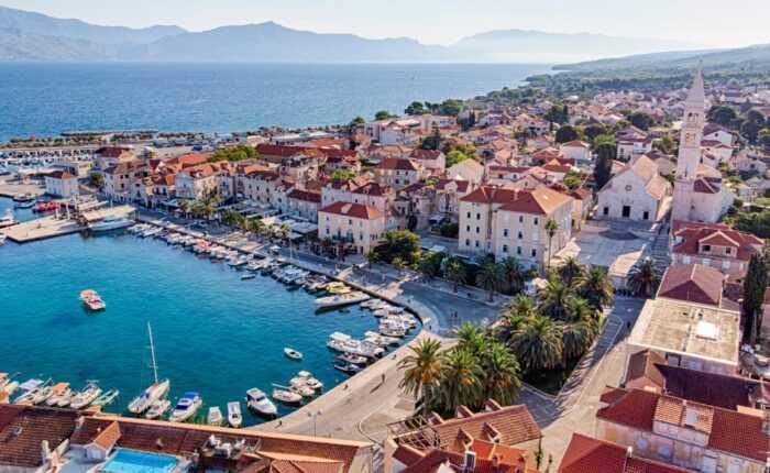 Split to Hvar Private Boat Tour & Pakleni Islands | Croatia Private Tours