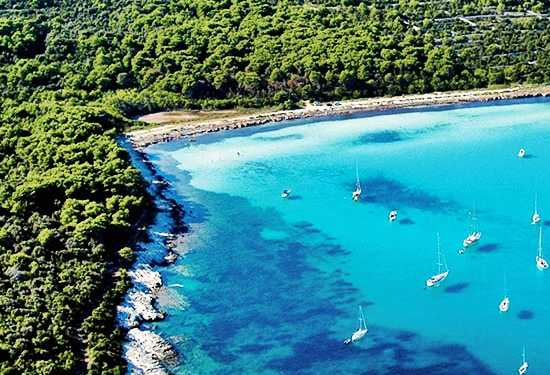 blue lagoon private tour - day trip from split