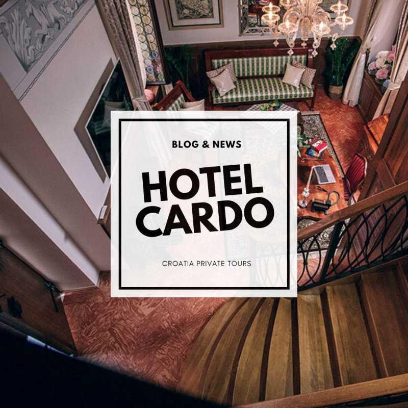 hotel cardo in Split