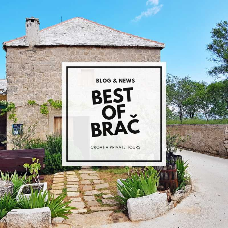 Croatia Travel & Guide Blog - best of brač island