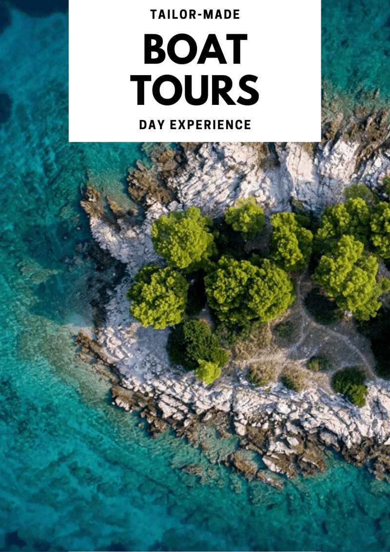 Split Private Boat Tours | Boat Trips from Split to Blue Cave, Hvar, Pakleni