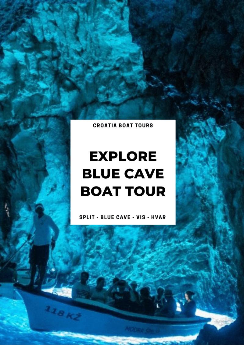Blue Cave Private Tour & Hvar Town | Croatia Private Tours