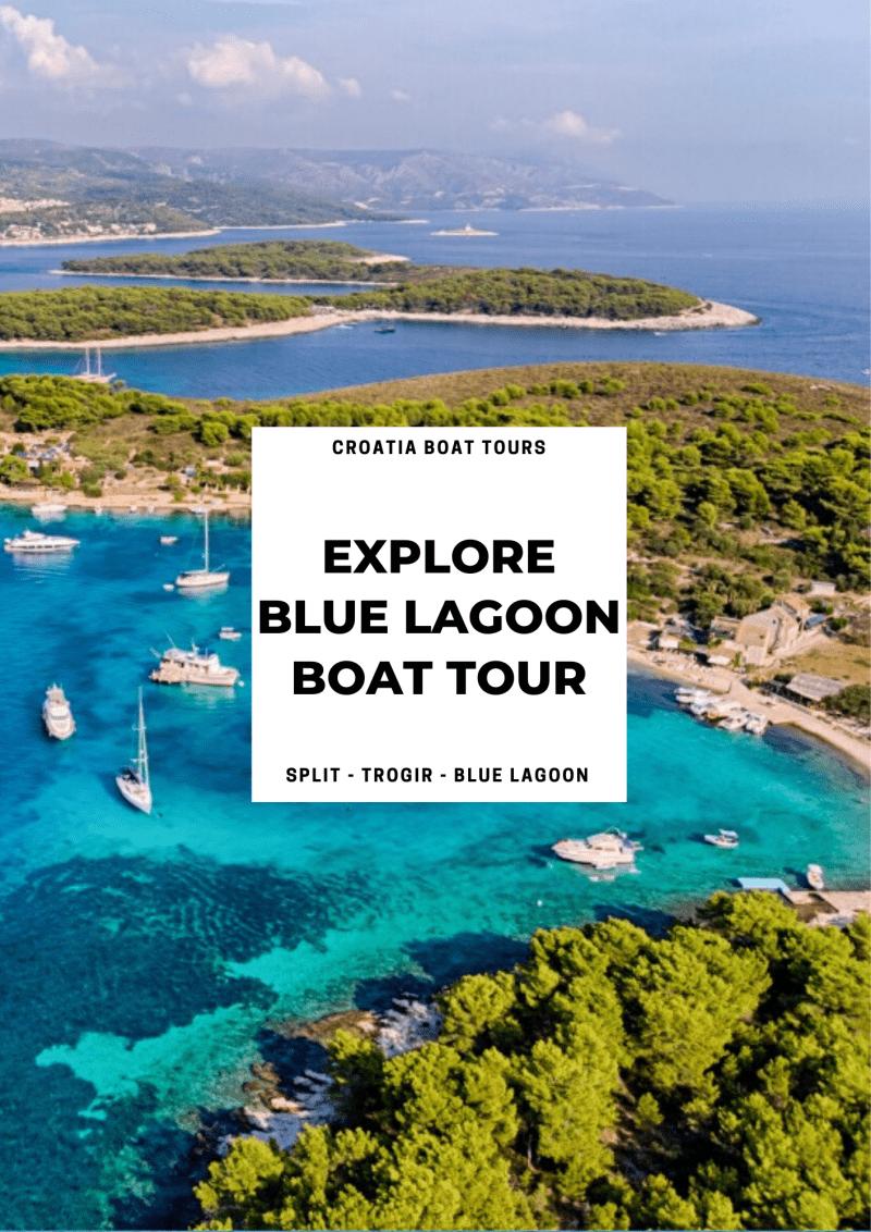 Blue Lagoon Private Tour & Trogir Town | Croatia Private Tours