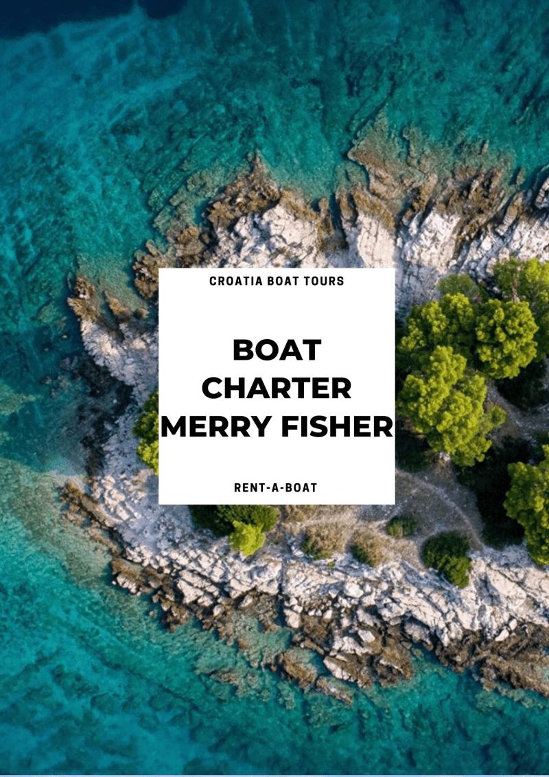 croatia private tours - boat charter in croatia