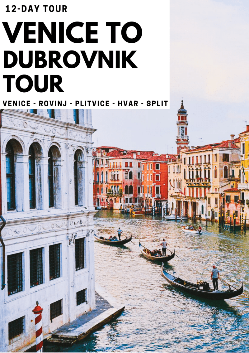 Venice to Dubrovnik Private Tour | Croatia Private Tours - driver-guide Venice to Dubrovnik