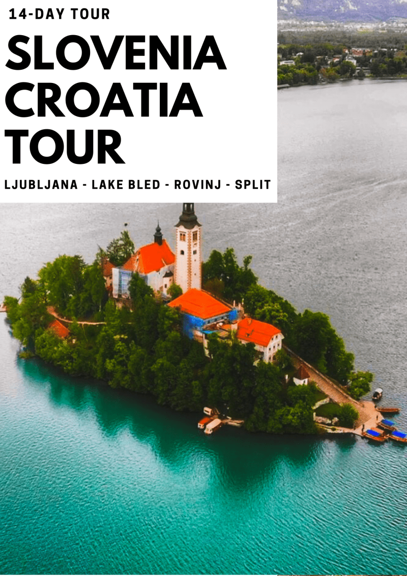 croatia private tours - croatia slovenia tour