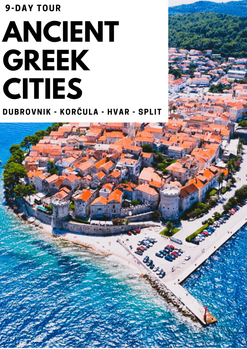 croatia private tours - ancient greek cities tour