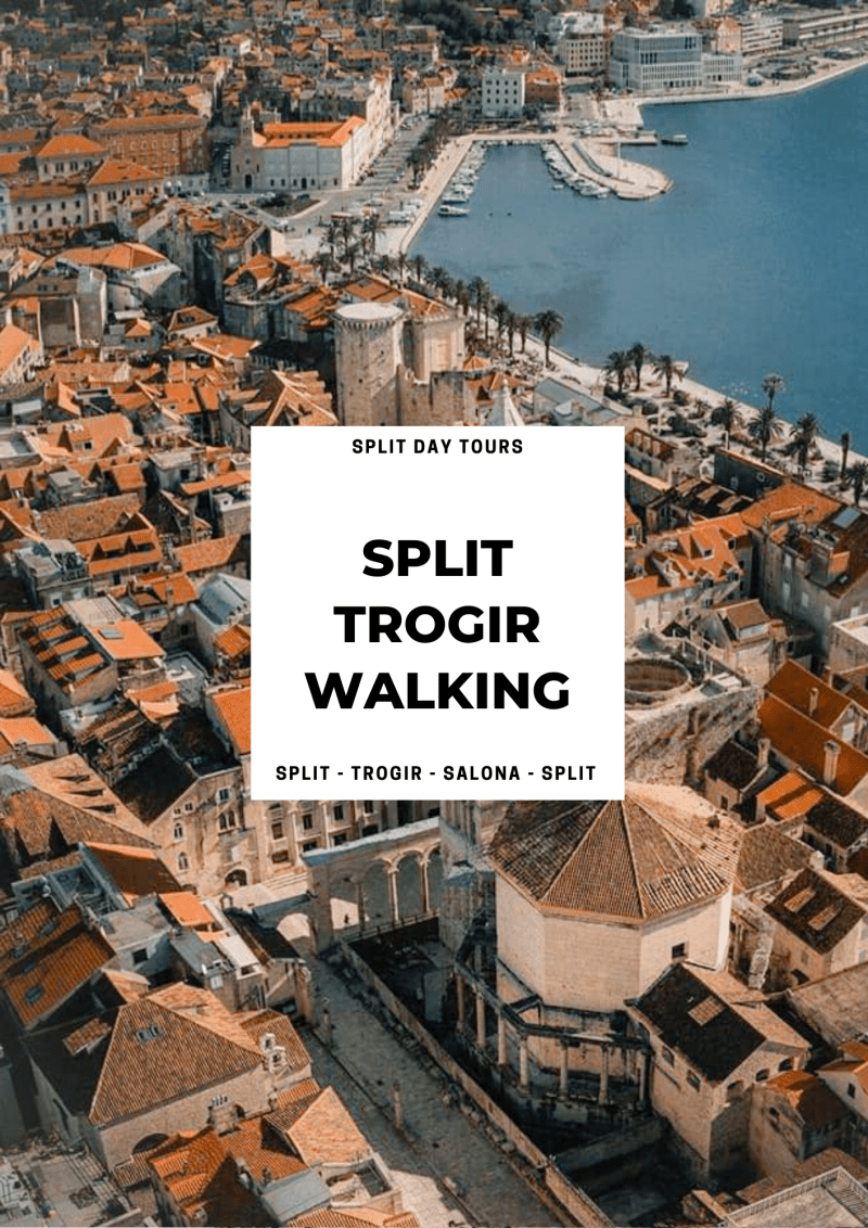 Trogir and Salona Private Tour from Split ꟾ Croatia Private Tours