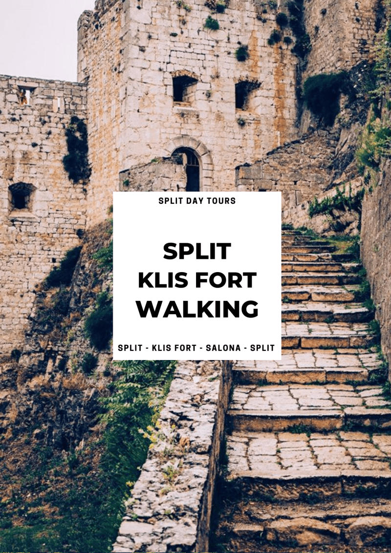 split klis private tour and driver guide for klis fortress