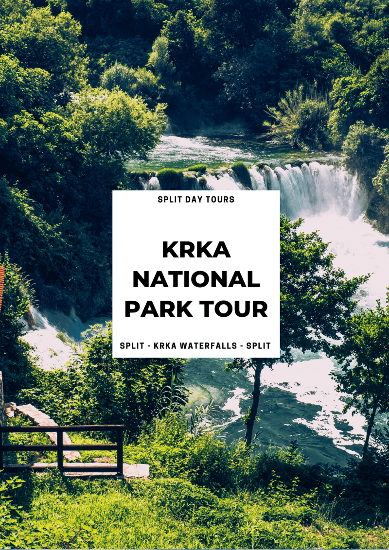 Krka Waterfalls Private Tour from Split ꟾ Croatia Private Tours