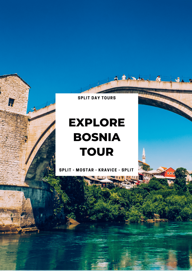 Split to Mostar Day Trip from Split ꟾ Croatia Private Tours