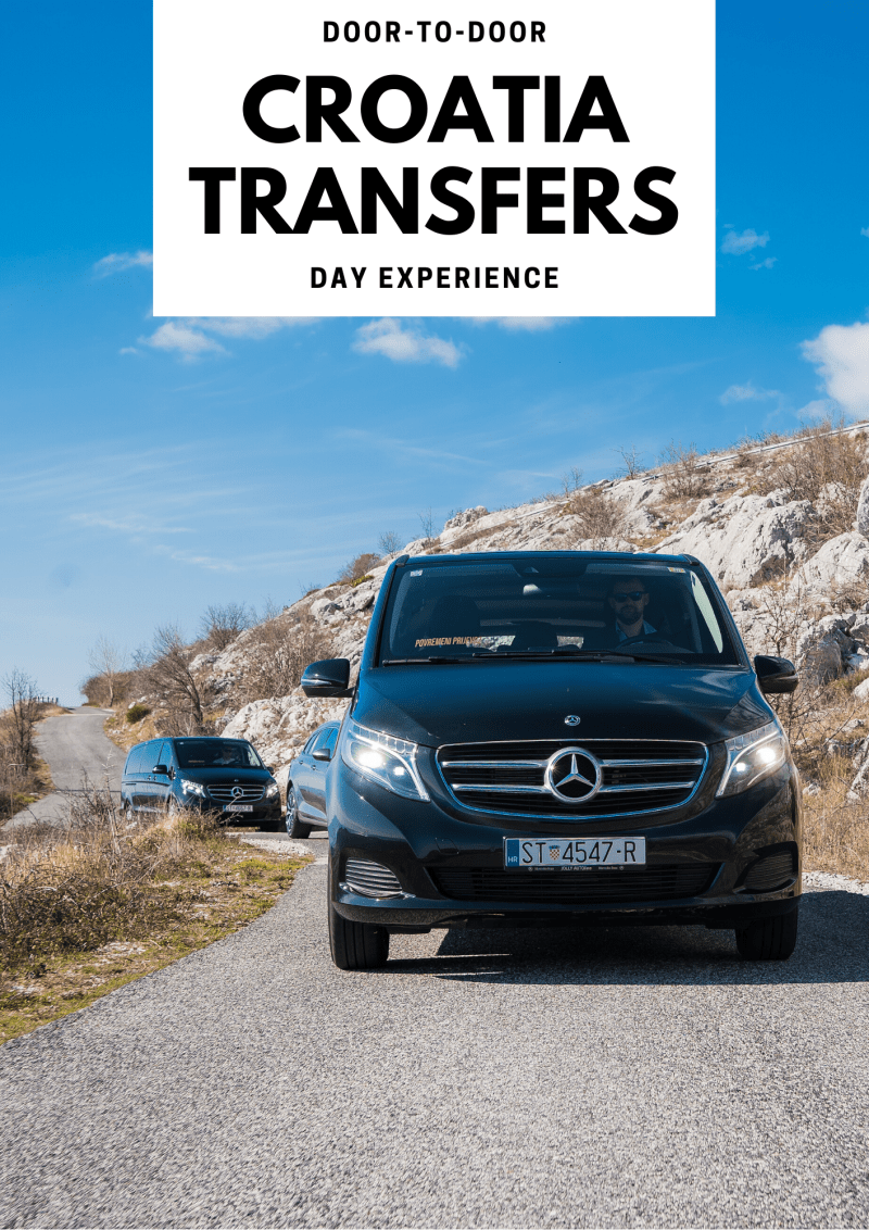 Croatia Private Transfers | Friendly Croatian Drivers | Croatia Private Tours