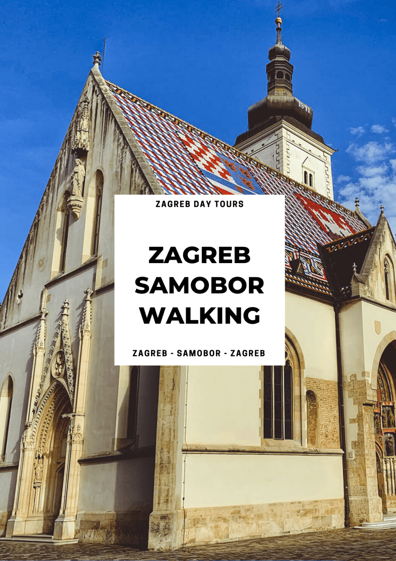 Zagreb Private Walking Tour & Samobor Town ꟾ Croatia Private Tours