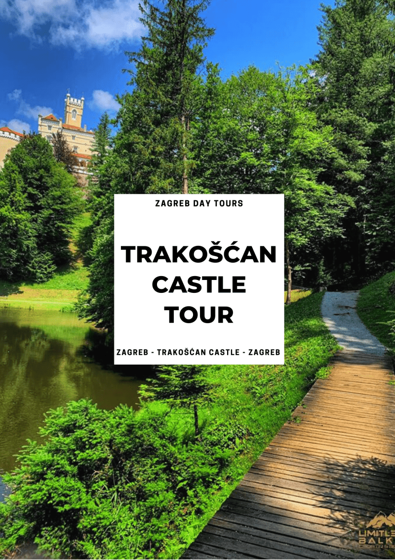 Trakošćan Castle Day Trip from Zagreb ꟾ Croatia Private Tours