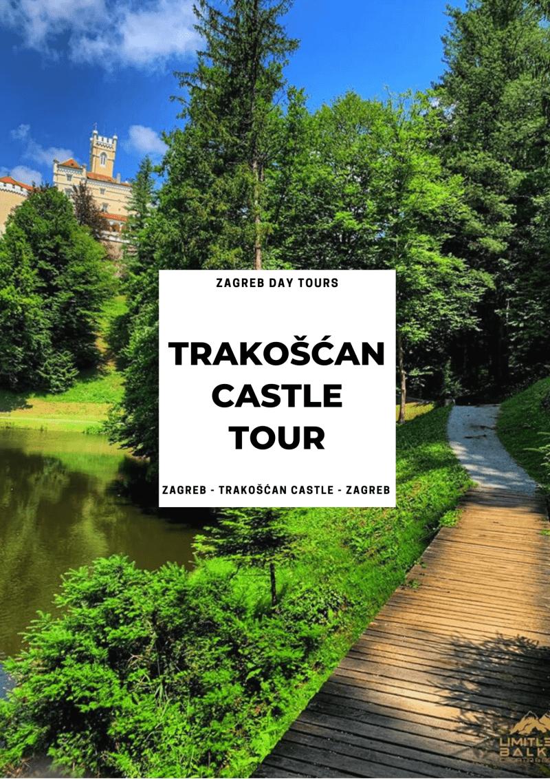 trakošćan castle private tour