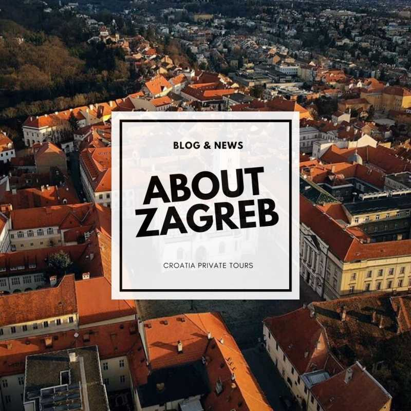 Croatia Travel Blog - About Zagreb