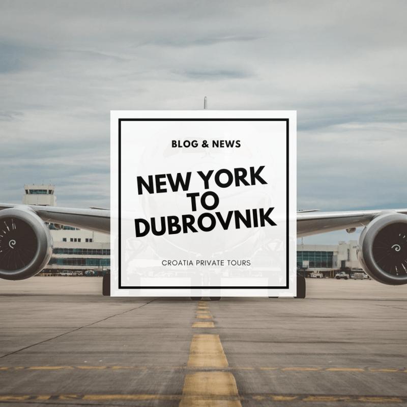 US to Croatia flights | Croatia Private Tours